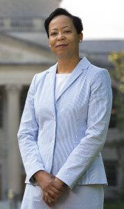 Portrait of Elaine Westbrooks, University Librarian and Vice Provost for University Libraries